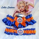 Mets Garter, Wedding Garters..